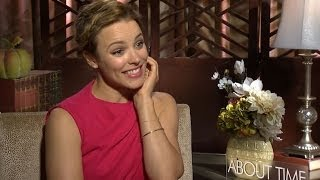 About Time Interviews: Rachel McAdams and Bill Nighy Talk Time Travel, Career Milestones!
