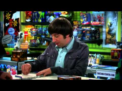 TBBT - The Flaming Spittoon Acquisition - Season 5 Episode 10 - Opening