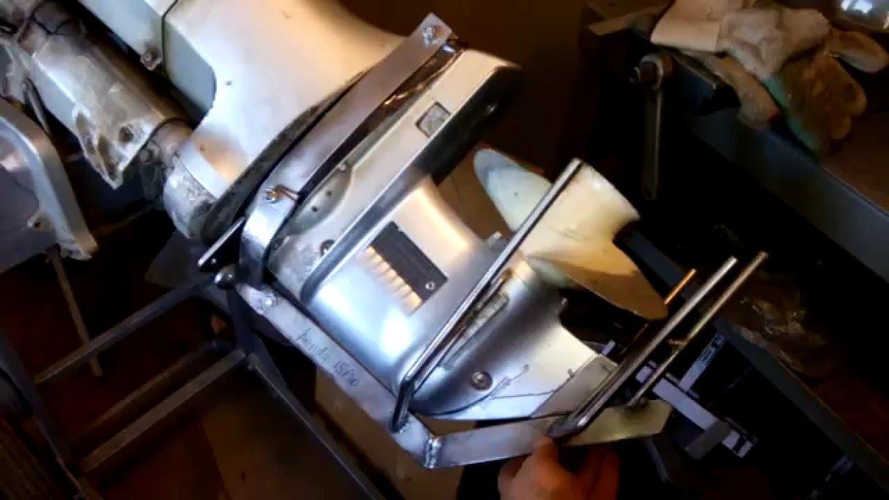 Защита редуктора лодочного мотора 12