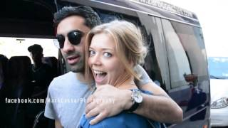 Rudimental & Becky Hill arrive in Malta for the Isle of MTV 2013