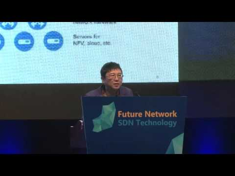 Global SDN Technology Conference 2015 ——Zhao Huiling, China Telecom