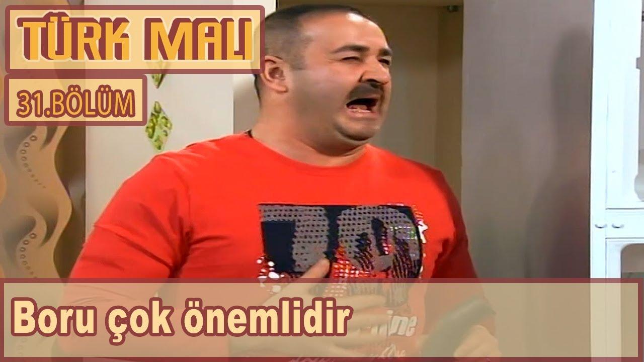 Yüzme öğrenmeye çalışan Erman! - Türk Malı 14.Bölüm