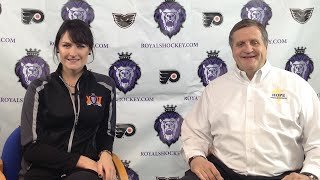 Reading Royals Are A Champion Of Hope Rescue Mission