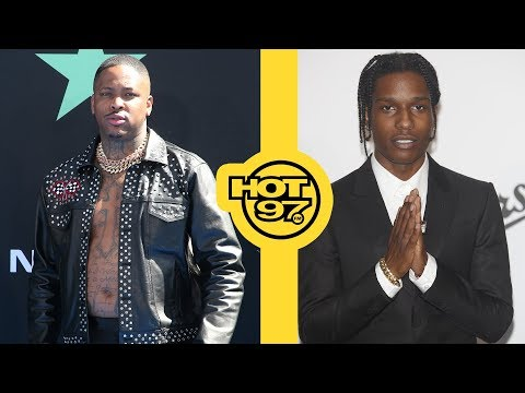 YG's House Raided + A$AP Rocky To Be In Jail At Least 1 More Week