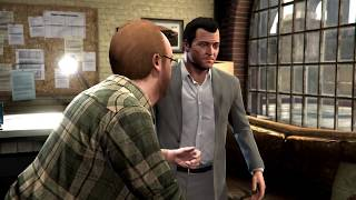 GTA V Story Mode#7 Casing Jewel Store By GameOn2704