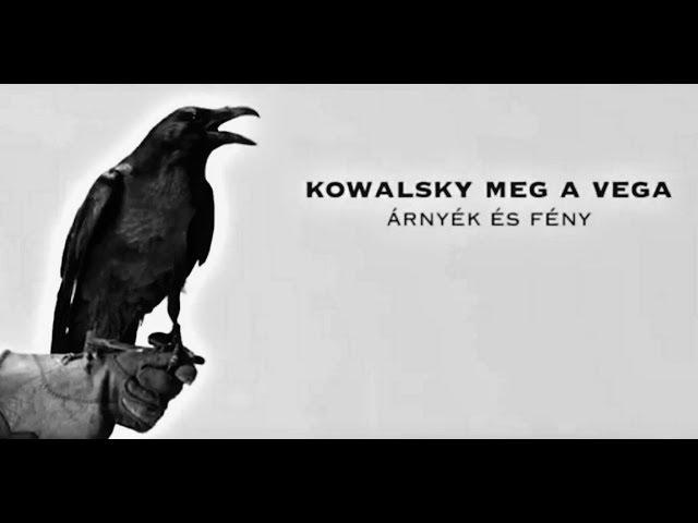 Kowalsky meg a vega - ÁRNYÉK ÉS FÉNY