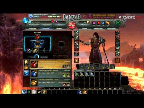 видео: Обзор panzar forged by chaos