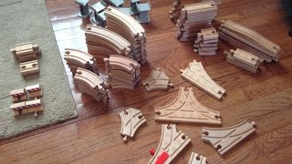 How To Build A Thomas And Friends Wooden Railway Layout With A 3-year-old
