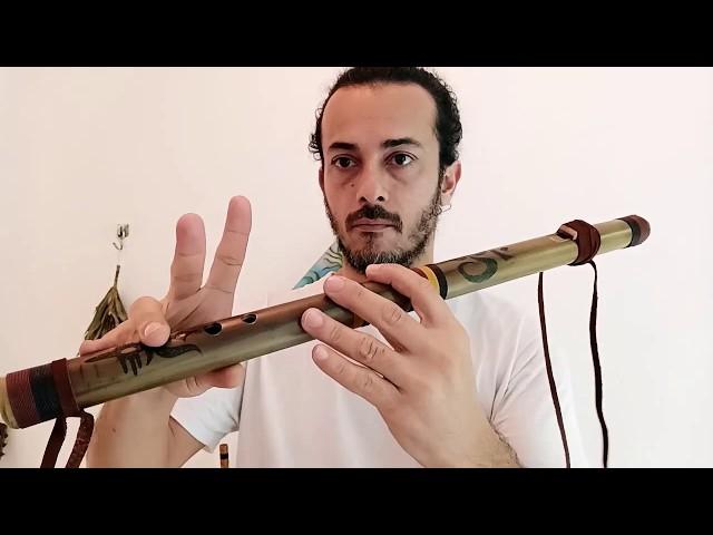 Shiva E Flötentest