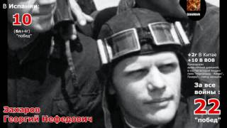 Советские и Испанские Летчики Истребители, Гражданской войны в Испании. (К СОБЫТИЯМ ИСПАНИИ 3ч)