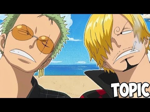 The Zoro VS Sanji Debate Explained! ワンピース