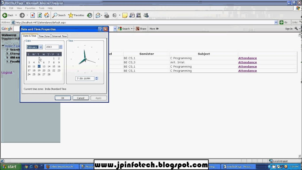 online attendance system Attendance tracking attendance online is easy you can even have mygradebook automatically send email notices to parents of students who are absent or tardy, with the click of one button customize the mygradebook attendance system: use your own codes (a=absent, t=tardy, etc) choose which codes should result in email notification to.