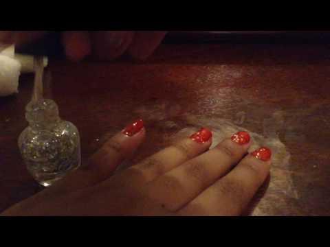 DIY Indian Nails