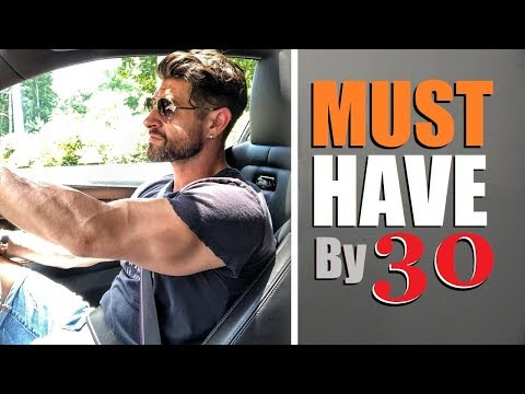 10-things-every-guy-must-have-by-age-30!