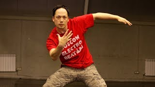 ILLUSION DANCE | ANIMATION DANCE | ADAM COHEN