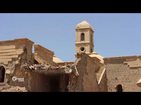 كنيسة اللاتين الأثرية في الموصل تثبت الوجود المسيحي بالمدينة  - 00:21-2018 / 8 / 13