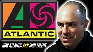 How Do A&R Executives Evaluate Talent - Pete Ganbarg - Atlantic Records - MUBUTV Insider Series