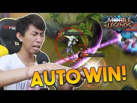 1 ARGUS VS 5 HERO? ARGUS WIN !! - Mobile Legends Indonesia #6