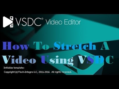 How to stretch a video using vsdc editor most popular videos ccuart Images