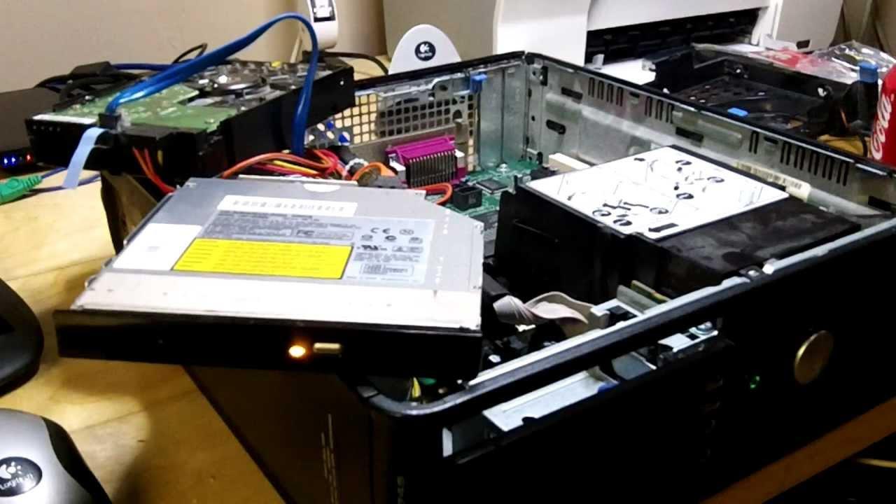 Dell Optiplex 745 Fan Fix Youtube