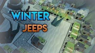 Winter Event... But ONLY Patrols | Tower Battles [ROBLOX]