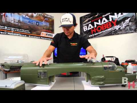 Super B-25 Mitchell Build Review