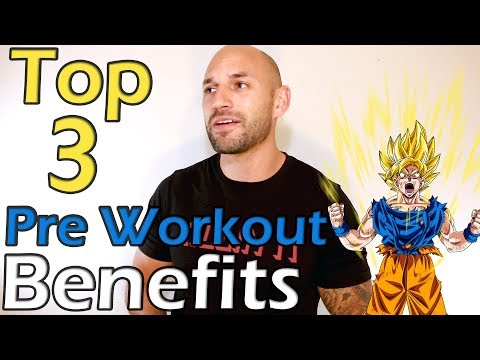 Top 3: Pros of Pre Workout Supplements