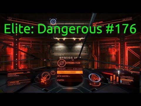Elite: Dangerous #176: Schiffe massakrieren? Sind wa' dabei!  - Let's Play [60FPS][DEUTSCH]