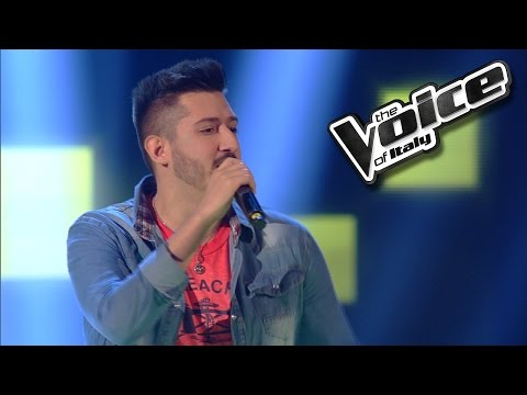 Claudio Iemme - Signed, Sealed, and Delivered | The Voice of Italy 2016: Blind