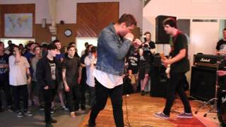 Crossbreaker - Open Lungs/Rain at Outbreak Fest 2011