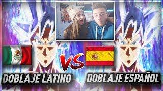 EspaÑoles Reaccionan Al Doblaje Latino Vs Doblaje EspaÑol!!!