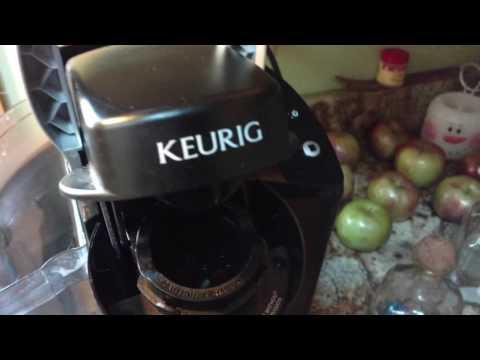 """Keurig """"hums"""" away, but won't brew!  In 10 sec / NO tools. Fix your broken Keurig coffee maker!"""
