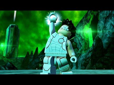 Desbloqueando o Lanterna Branco. Rápido e Fácil: LEGO Batman 3 Beyond Gotham