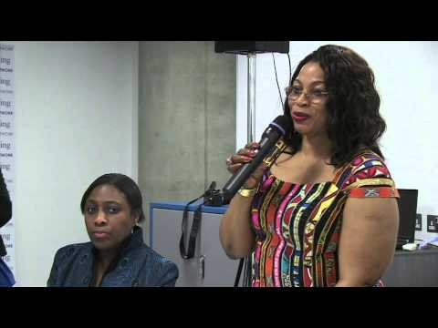 "The Richest Black Women In The World Talks Passion ""Agent Of Change"" Part2"