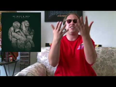 Of Mice and Men - COLD WORLD Album Review