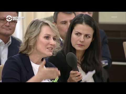 """Предпринимательница — Путину: """"Банкротиться или побарахтаться?"""""""