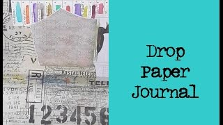 Drop Paper Journal Progress And Share