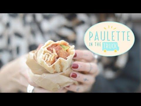 PAULETTE IN THE TRUCK // Food truck 100% vegan 🚐 Paris et région parisienne