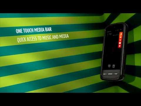 Nokia 5800 XpressMusic Promo Video