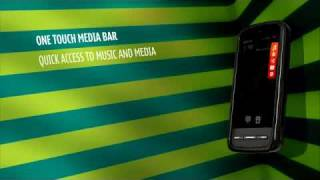 Nokia 5800 XpressMusic Promo Video(Nokia 5800 XpressMusic Promo Video http://www.mobiwoo.com., 2009-05-14T13:24:05.000Z)