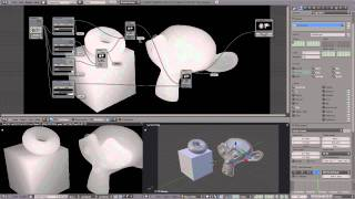 Blender 2.57 b Tutorial - How zur Erstellung von 3D-Stereogram Images (SIS)