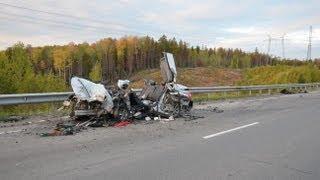 Очевидец ДТП №1152, 15 Сентября, трасса Тюмень Ханты Мансийск, последствия страшной аварии,3 погибши