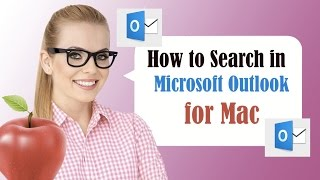 Microsoft outlook 2016 for Mac - How to search your email
