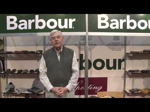 Barbour Hunting Clothing At SHOT Show 2015
