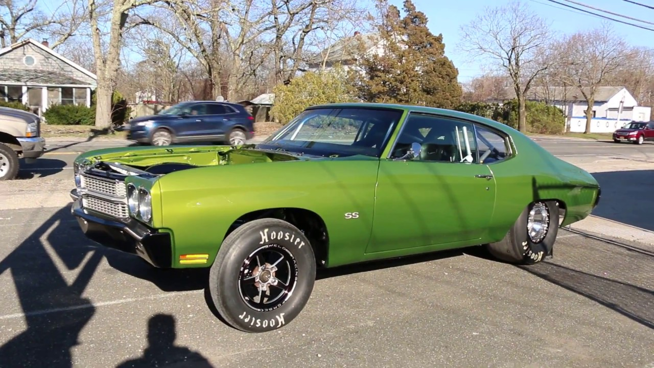 1970 Chevelle Outlaw Race Car For Sale~Roller, No Motor~Competion  Engineering & Montana Brothers