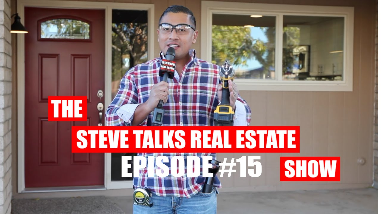 Phoenix Arizona Real Estate - HOME INSPECTIONS - The Steve Talks Real Estate Show EP #15