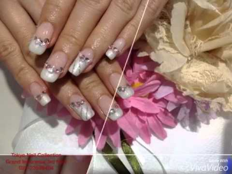 Tokyo Nail Collection Gel Nail Art Grand Indonesia Youtube