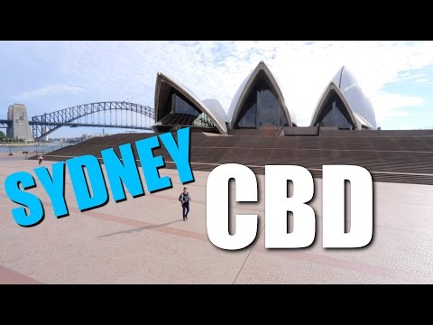 Sydney CBD | The best city in the world!