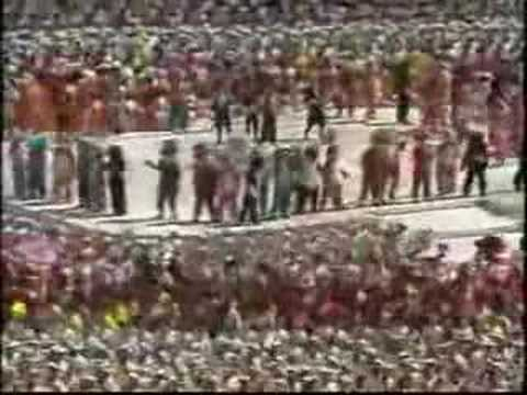 Hand in Hand ,Koreana - 1988 Seoul Olympic song