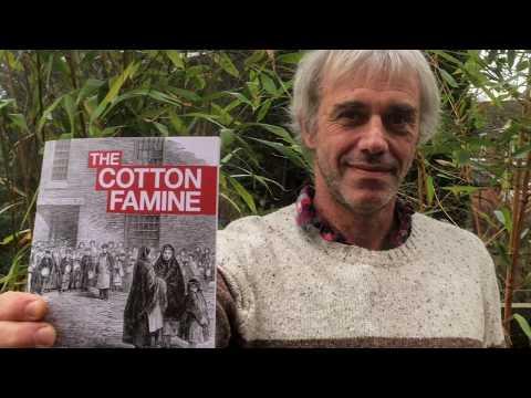 Cotton Famine Book Launch - Mark Krantz